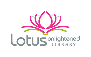 Lotus Library & Archives Logo Design