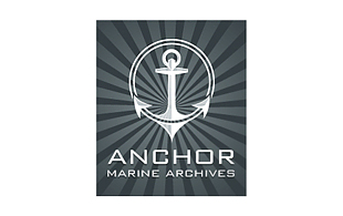 Anchor  Library & Archives Logo Design