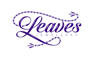 Leaves Luxury Goods & Jewellery Logo Design