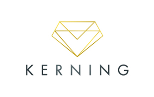 Kerning Luxury Goods & Jewellery Logo Design