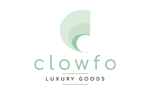 Clowfo Luxury Goods & Jewellery Logo Design