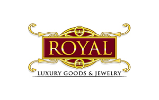 Royal Luxury Goods & Jewellery Logo Design