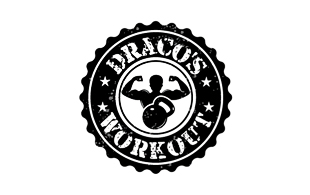Dracus Workout Masculine Logo Design