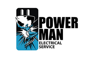 Power ManMasculine Logo Design