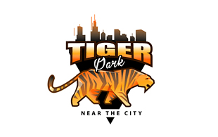 Tiger Dark Masculine Logo Design