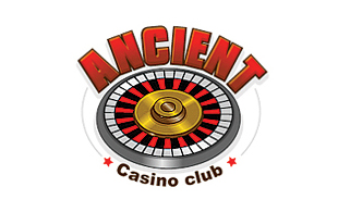 Ancient Casino Club Masculine Logo Design