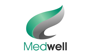 Medwell Medical Equipment & Devices Logo Design