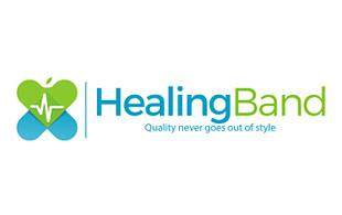 Healing Band Medical Equipment & Devices Logo Design