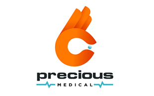 Precious Medical Medical Equipment & Devices Logo Design