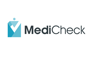 Medi Check Medical Equipment & Devices Logo Design