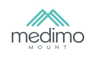 Medimo Mount Medical Equipment & Devices Logo Design