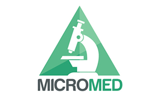 Micromed Medical Equipment & Devices Logo Design
