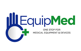 EquipMed Medical Equipment & Devices Logo Design