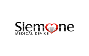 Siemone Medical Device Medical Equipment & Devices Logo Design