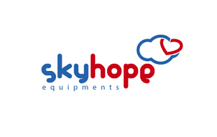 Skyhope Medical Equipment & Devices Logo Design