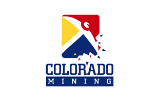 Colorado Mining Mining & Metals Logo Design