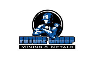 Future Group Mining & Metals Logo Design
