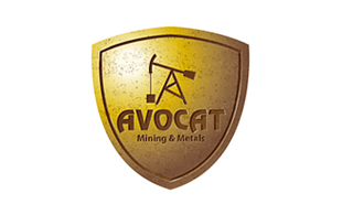 Avocat Mining & Metals Logo Design