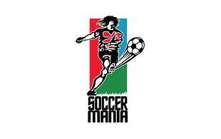 soccer mania modern logo design - Modern Logos Design Ideas