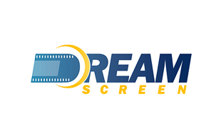 Dream Screen Film Motion Pictures and Film Logo Design