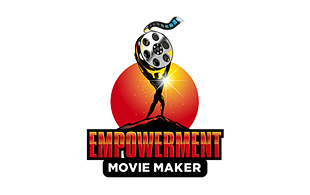 Empowerment Film Motion Pictures and Film Logo Design