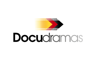 Docudramas Film Motion Pictures and Film Logo Design