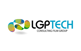 LGPTech Film Motion Pictures and Film Logo Design
