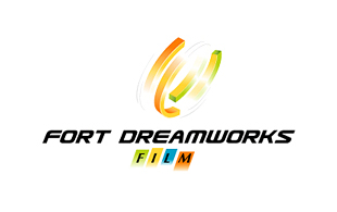 Fort Dreamworks Film Motion Pictures and Film Logo Design