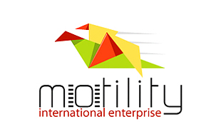 Motility Motion Pictures and Film Logo Design