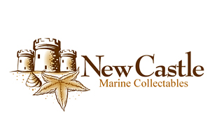 New Castle Museums & Institution Logo Design