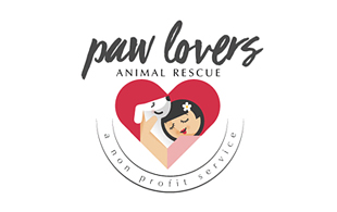 Paw Lovers Animal Rescue NGO & Non-Profit Organisations Logo Design