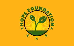 Hope Foundation NGO & Non-Profit Organisations Logo Design