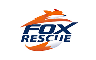 Fox Rescue NGO & Non-Profit Organisations Logo Design
