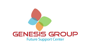 Genesis Group Future Support Center NGO & Non-Profit Organisations Logo Design