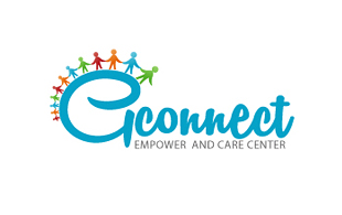 Connect Empower and Care Center NGO & Non-Profit Organisations Logo Design