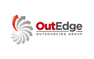 OutEdge Outsourcing & Offshoring Logo Design