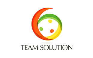 Team Solution Outsourcing & Offshoring Logo Design