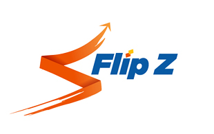 Flip Z Outsourcing & Offshoring Logo Design