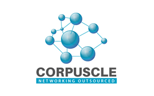 Corpuscle Outsourcing & Offshoring Logo Design