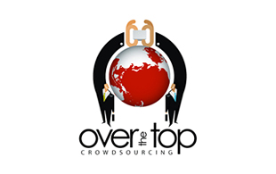 Over the Top Outsourcing & Offshoring Logo Design
