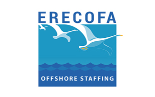 Erecofa offshore Staffing Outsourcing & Offshoring Logo Design