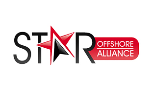 Star Offshore Alliance Outsourcing & Offshoring Logo Design