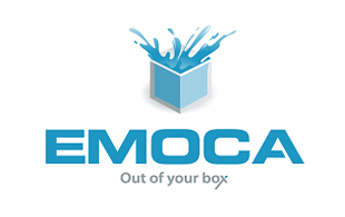 Emoca Outsourcing & Offshoring Logo Design