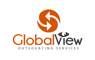 Globalview Outsourcing & Offshoring Logo Design