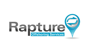 Rapture Outsourcing & Offshoring Logo Design