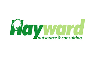 Hayward Outsourcing & Offshoring Logo Design
