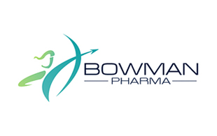 Bowman Pharmaceuticals Logo Design