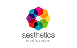 Aesthetics Pharmaceuticals Logo Design