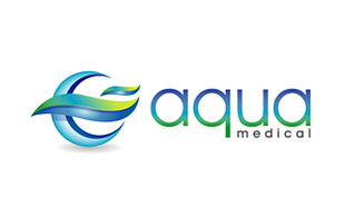 Aqua Pharmaceuticals Logo Design