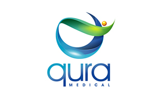 Qura Pharmaceuticals Logo Design